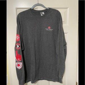 Simply Southern designer sports football shirt XXL